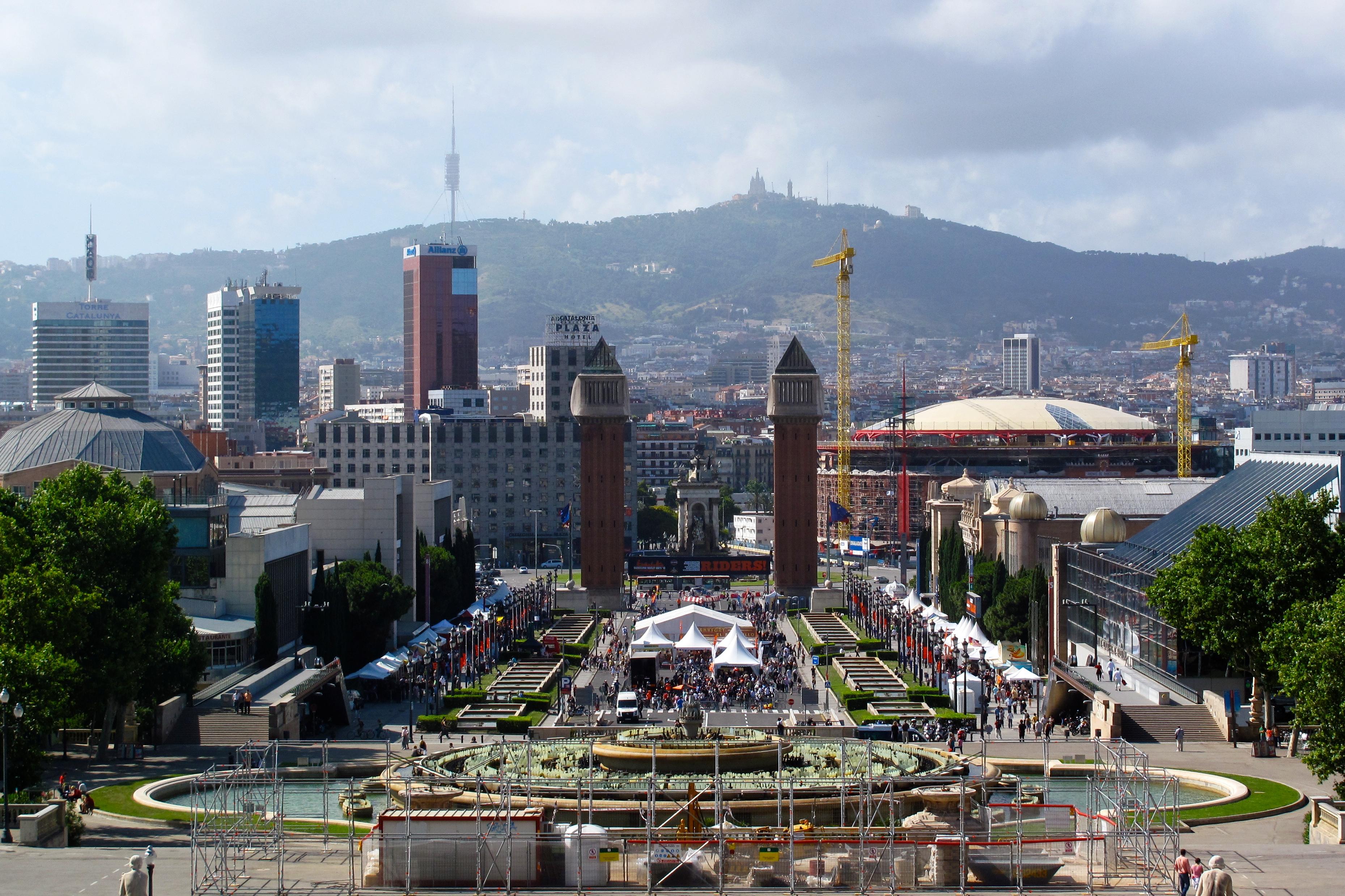 Sants-Montjuïc - Недвижимость в Сантс-Монжуик в Барселоне