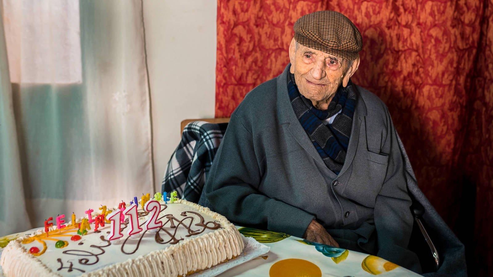 Житель Эстремадуры – самый старый мужчина в мире