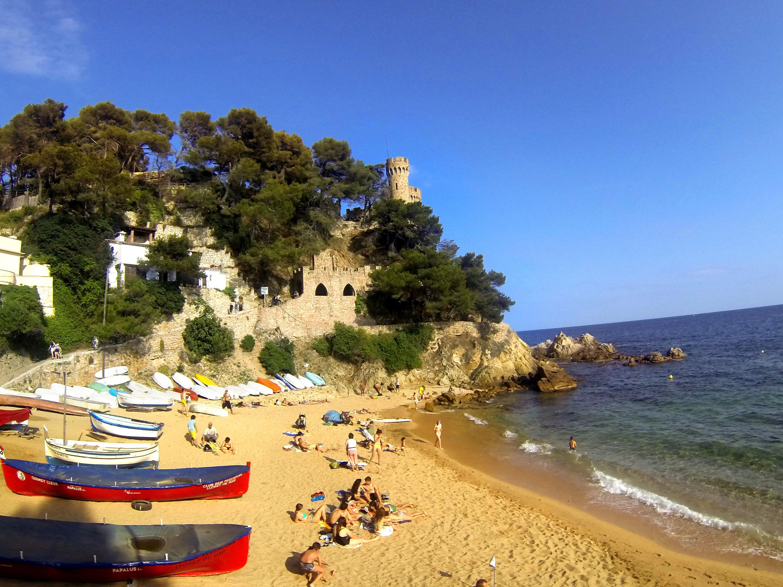 Курорт в Испании Ллорет де Мар достопримечательности отели видео фото и отзывы