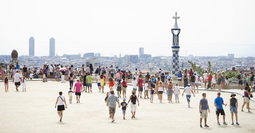 Иностранный туризм в Испании идет на новый рекорд