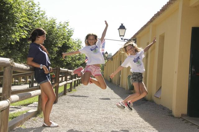 Летний международный языковой лагерь English Summer в Каталонии