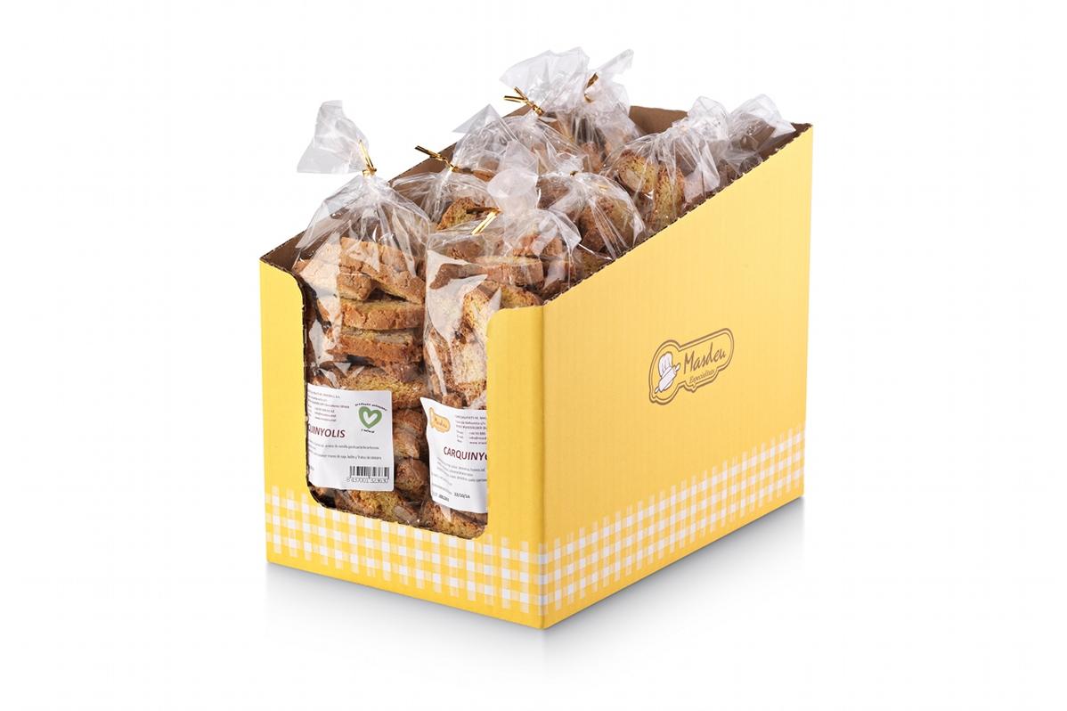 Что привезти из Барселоны: печенье Birba или Trias