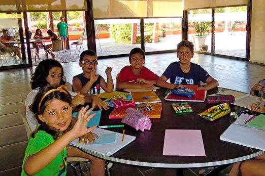 Летний международный языковой лагерь Top School на Коста-Бланке