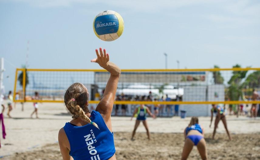 В Валенсии пройдет фестиваль пляжного спорта