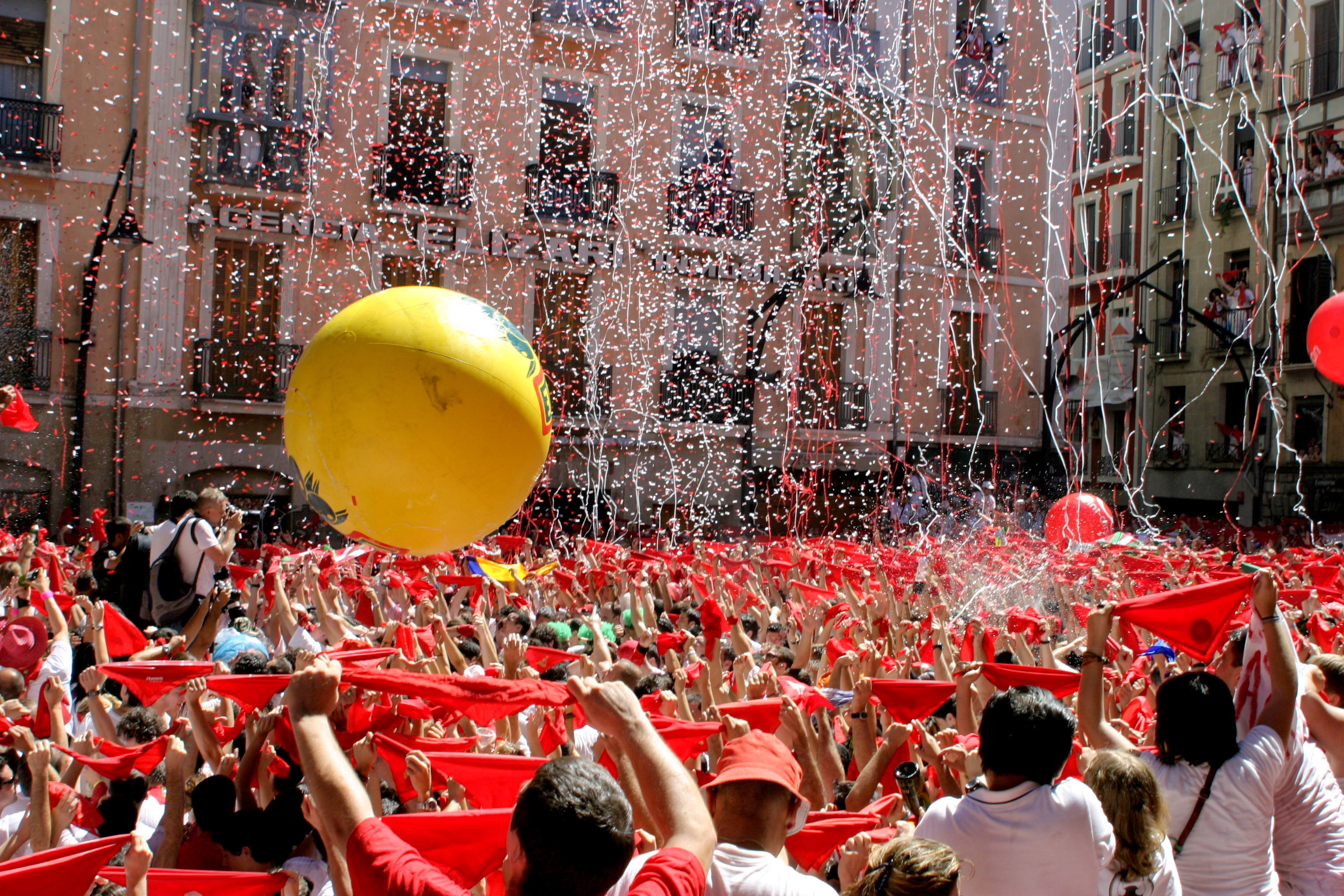 Известные фестивали