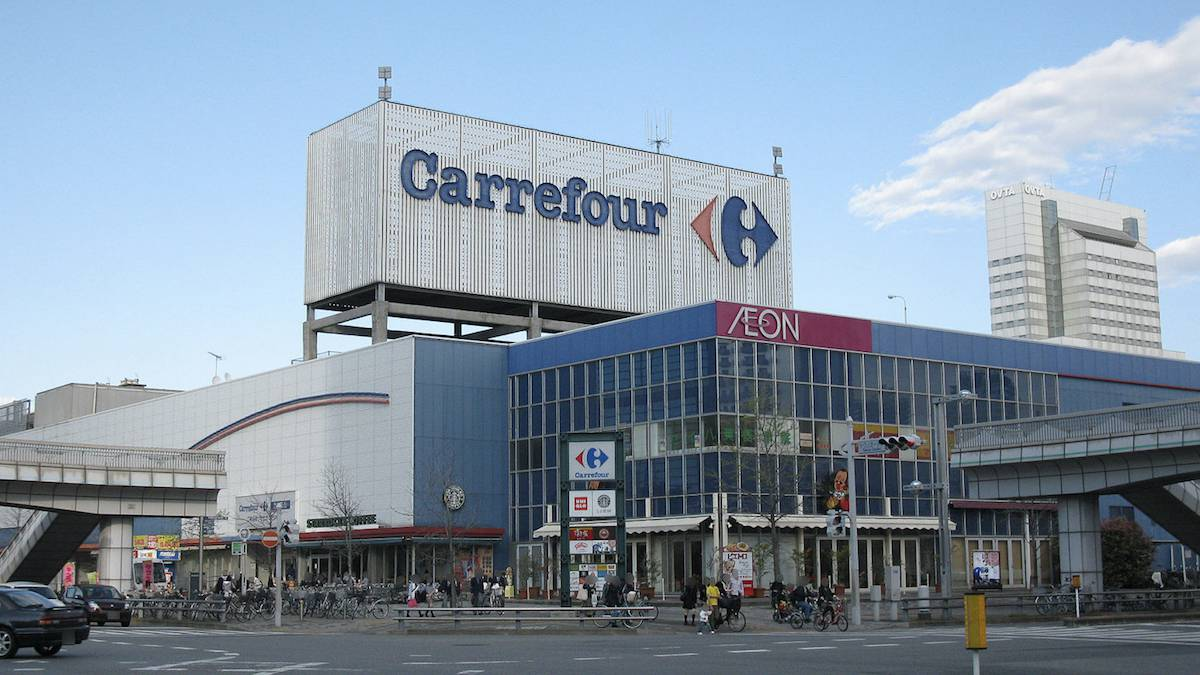 carrefour entry into india The legislation is designed to cater to a wide variety of retailers, but it was especially geared towards three main foreign chains that have been aching to gain fuller entry to india's markets: uk's tesco, france's carrefour, and us's walmart (vvb.