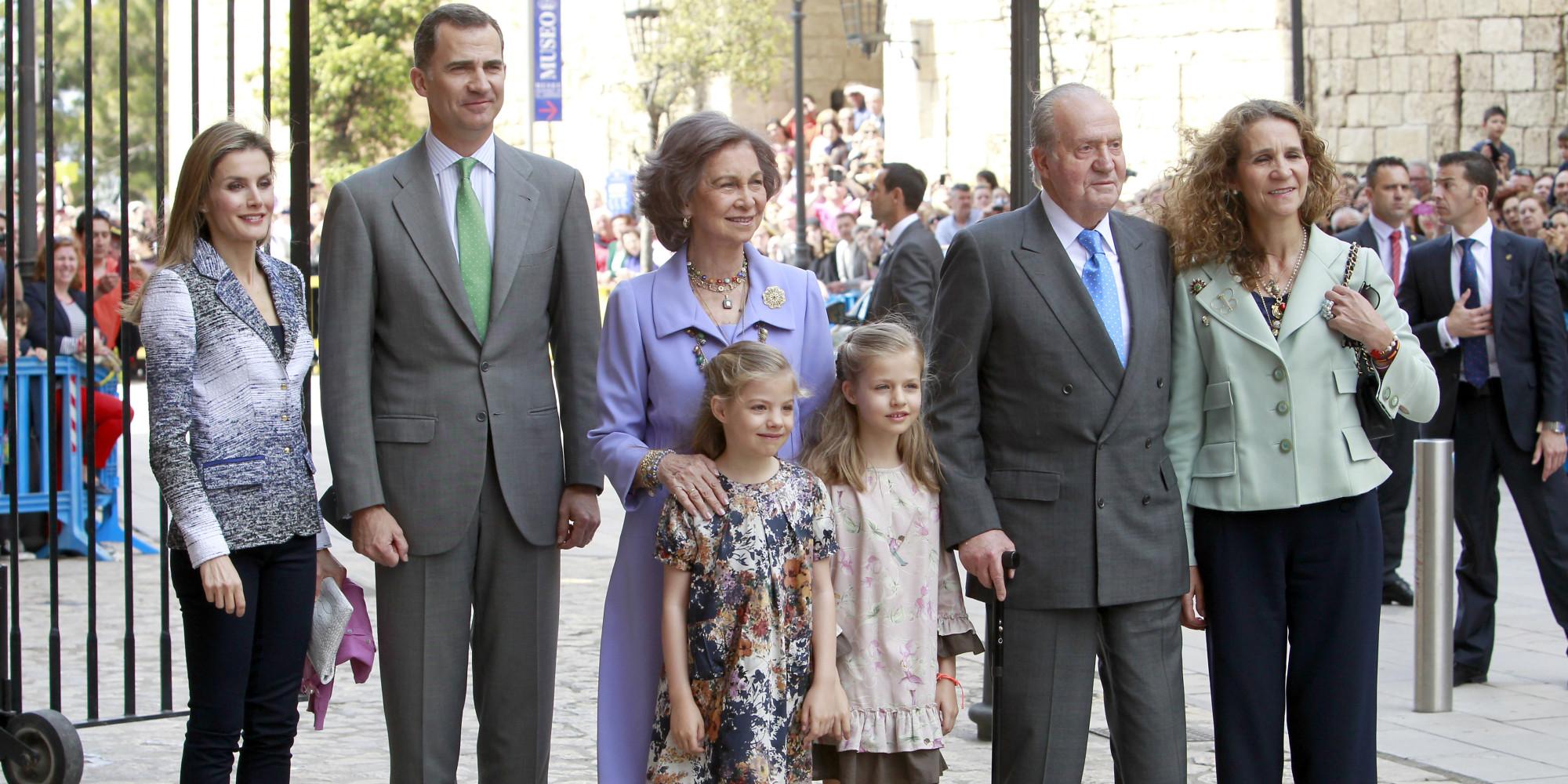 Отношение испанцев к королю стало самым лучшим с момента реставрации монархии