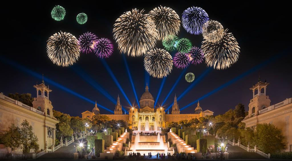 Новогодняя Испанская баллада.