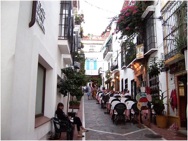 испания марбелья фото города