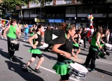 Гей-парад в Барселоне 2013. Испания по-русски - все о жизни в Испании.