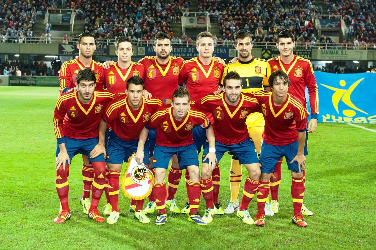 Футбол русский в испании