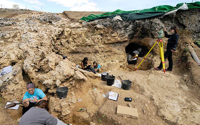 Испанская «Долина неандертальцев» снова стала доступна для публики