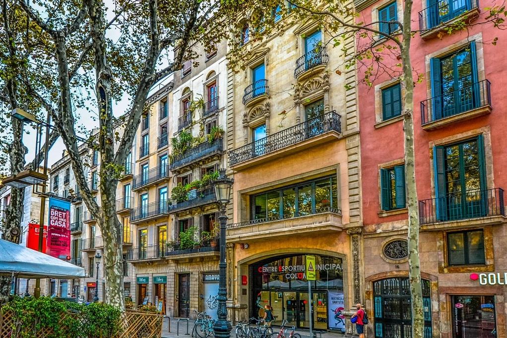 Недорогое жилье в барселоне официальный сайт флай дубай