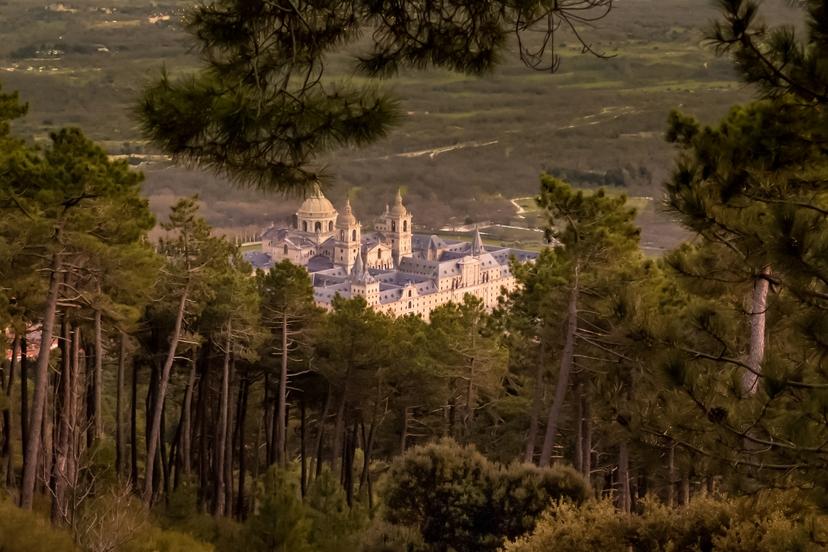 Мадрид. Филипп II и монастырь Сан-Лоренсо