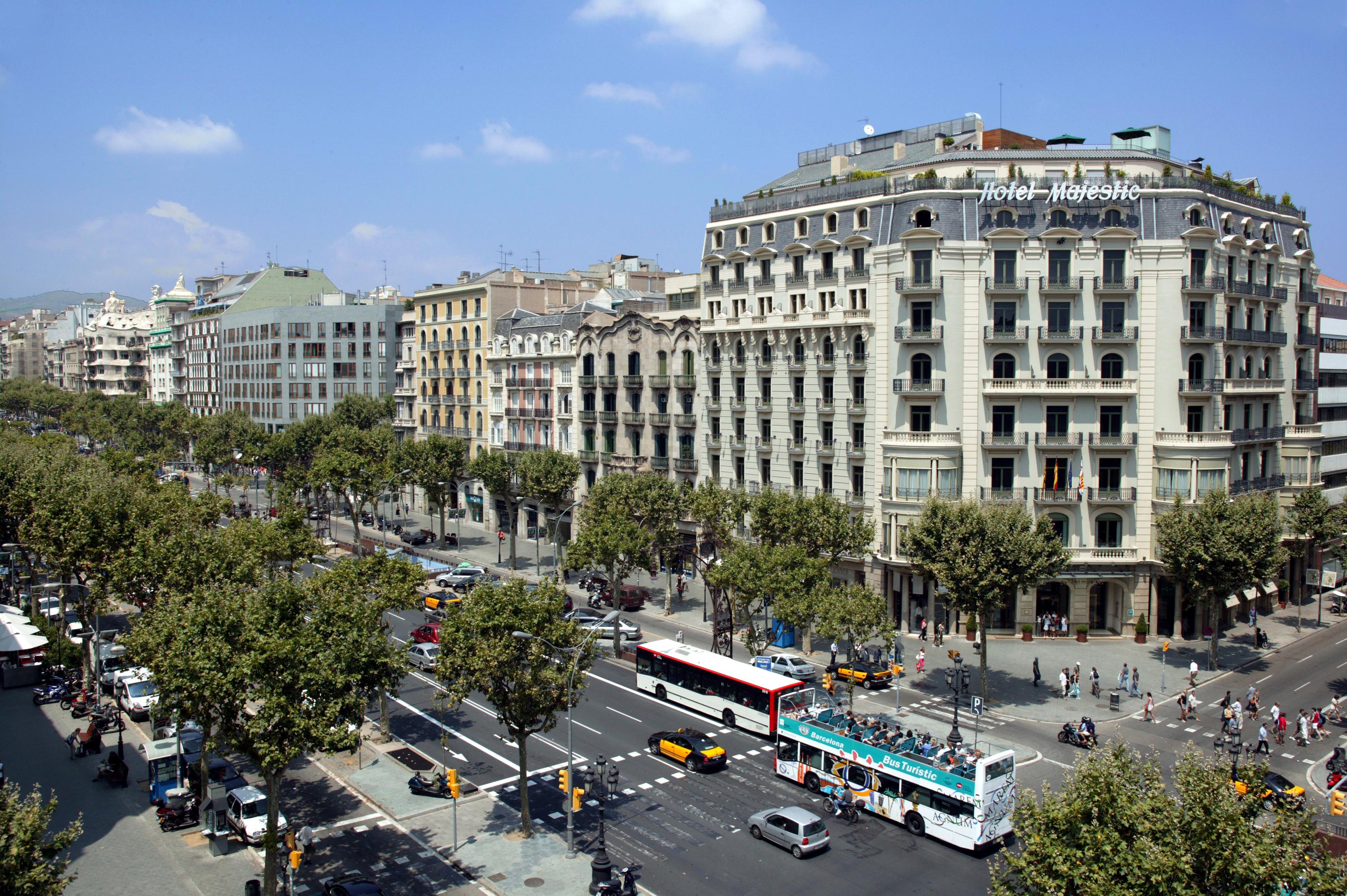 Gràcia - недвижимость в районе Грасия в Барселоне