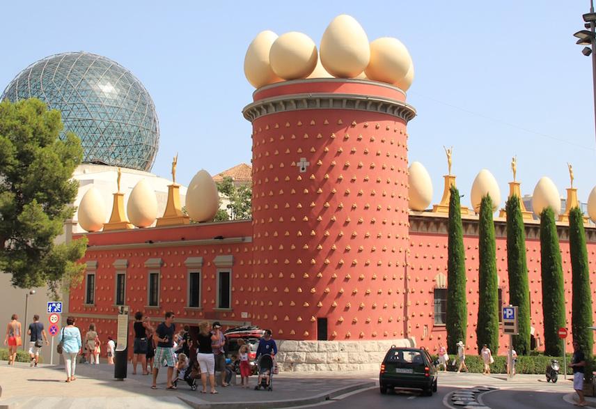 Музей дали в испании стоимость билета афиша кино берестье минск