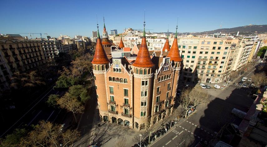 Барселонский Дом с шипами открылся для посещений
