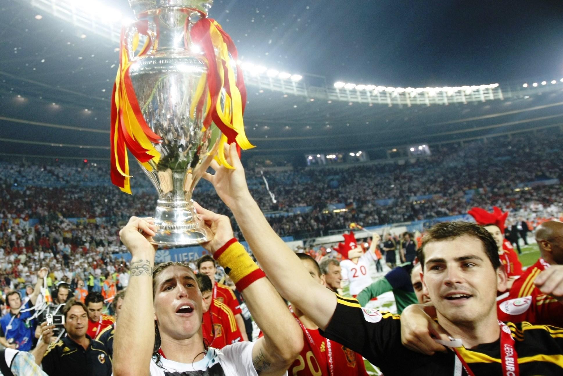 Испанский футбольный вратарь по прозвищу el divino