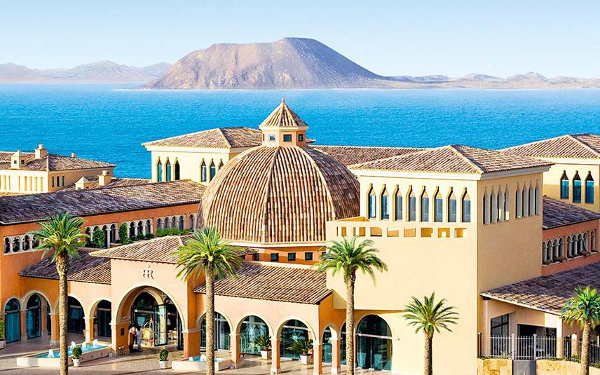 Gran Hotel Atlantis Bahía Real (Фуэртевентура, Канарские острова)
