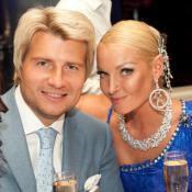 El cantante ruso baskov y la bailarina volochkova se casan