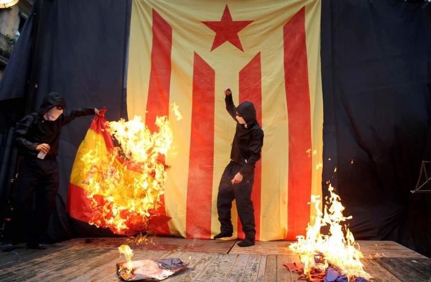 Испания национальный день каталонии