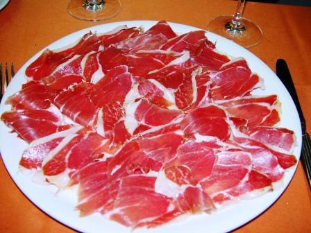 jamon1 Особенности Испанской кухни. Испанский хамон