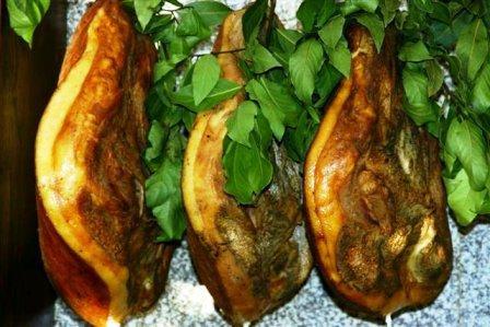 jamon3 Особенности Испанской кухни. Испанский хамон
