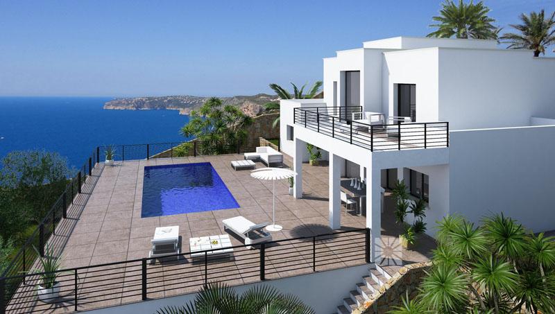 Фото домов испании