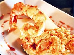 Испания Морской черт и сальпикон из морепродуктов
