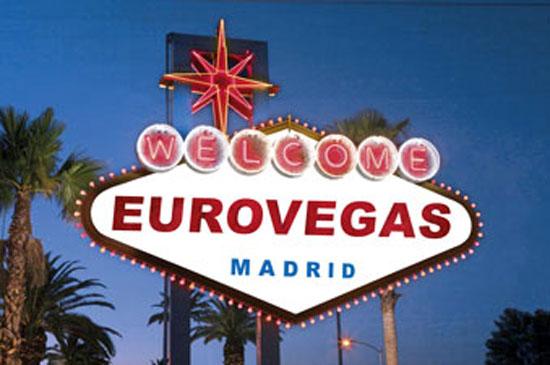 """Испания """"Евровегас"""" создаст в Мадриде 260 000 рабочих мест"""