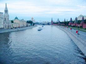 España Contaminación en los ríos rusos, según un estudio